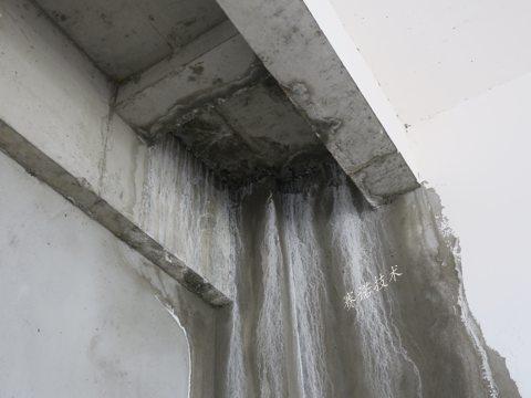 洛陽水廠屋面漏水采用PAWM卷材修復處理案例
