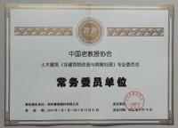 中國老教授協會常務委員